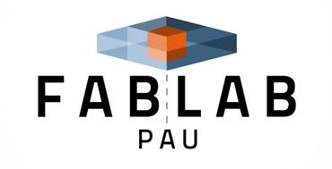 logo FAB LAB Pau