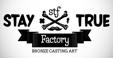 Logo Stay True Factory