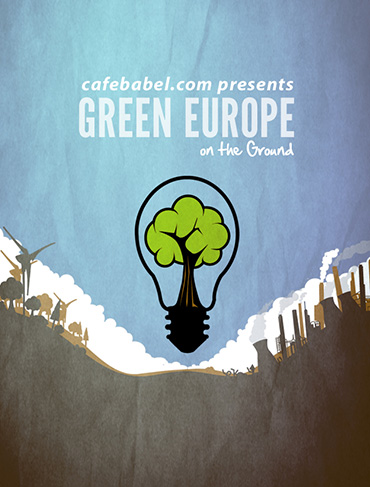 green europe on the ground