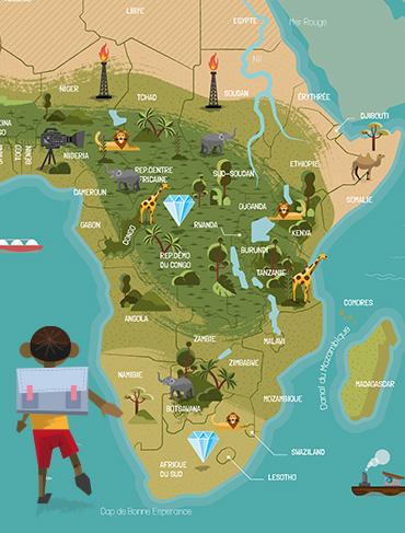 infog et cartographie Geo Ado