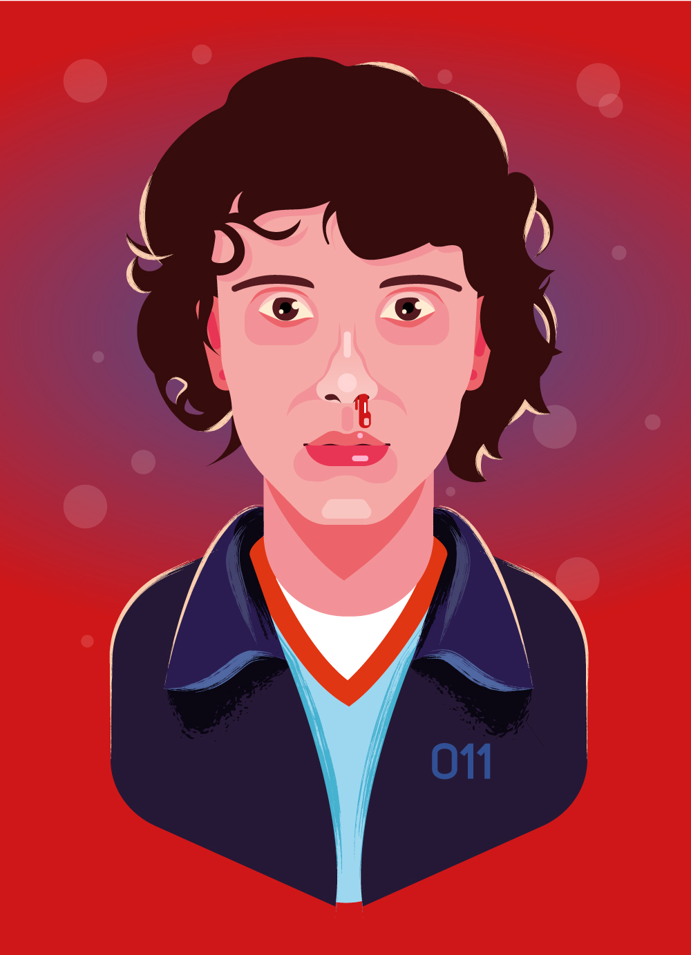 stranger_things_eleven_Elf_by_Cedric_Audinot_